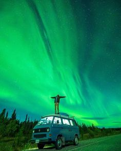 Under the grand Aurora sky | Northern British Columbia | Braedin Toth Say Yes To Adventure