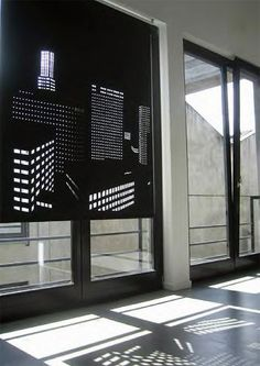 A collection of cool modern window blinds designs - Stores : Les idées les plus créatives