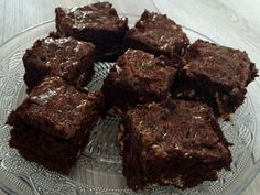 Recept: Glutenvrije Karamel Brownies