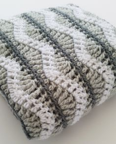 Crochet Kit - Greyson Baby Blanket - Kits - Lion Brand Yarn