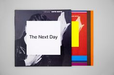 David Bowie: The Next Day - Jonathan Barnbrook