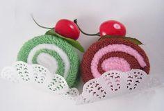 Cake Roll - Towel Folding