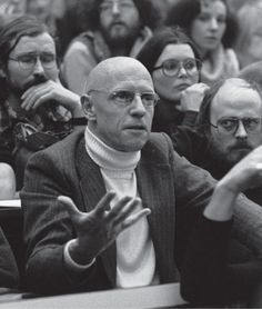 """""""The strategic adversary is fascism... the fascism in us all, in our heads and in our everyday behavior, the fascism that causes us to love power, to desire the very thing that dominates and exploits us."""" Michel Foucault"""