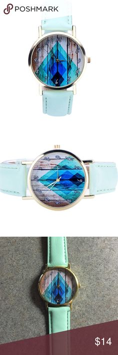 Vintage Style Wristwatch A classic look, this fashion analog quartz wrist watch is specially designed with metal case and faux leather band  Case Material: Metal  Case Diameter:3.8cm/1.4''   Band Material: Faux Leather  Band Length: 23cm/9.06''  Band Width: 2cm/0.79'' Accessories Watches