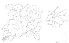 Artes e Desarranjos: Riscos de Rosas