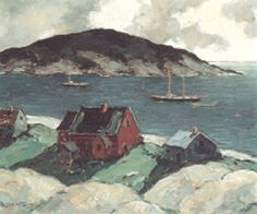 View Nova Scotia by Walter Farndon on artnet. Browse upcoming and past auction lots by Walter Farndon. Canadian Painters, Canadian Artists, Group Of Seven, Atlantic Canada, Prince Edward Island, New Brunswick, Modern Artists, Newfoundland, Nova Scotia