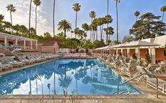 The Beverly Hills Hotel, Los Angeles, California, US