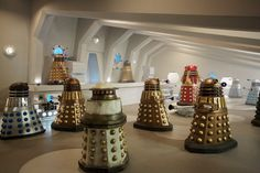 """[caption align=""""aligncenter"""" Doctor Who: """"The Witch's Familiar"""" (Photo: BBC)[/caption] Assuming you have seen the latest episode of Doctor Who and are therefore. Doctor Who Series 9, New Doctor Who, First Doctor, 12th Doctor, The Rouge, Bbc America, News Apps, Bbc One, Dalek"""