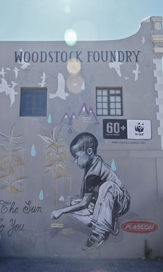 Woodstock Foundry Cape Town