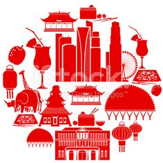 Icons of Singapore | Best Singapore, Icons and ...