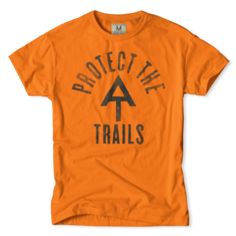 Protect the Trails T-Shirt, Fran Gaetani, Francis Gaetani Thru Hiking, Hiking Backpack, Hiking Gear, Trail Running Shoes, Happy Campers, Plein Air, Get Dressed, Outdoor Gear, What To Wear