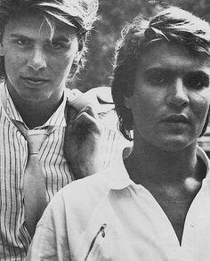 John Taylor & Simon Le Bon - Duran Duran