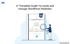 Working with WordPress has always brought a sense of ease and comfort to single-site owners. However, managing multiple sites over the WordPress dashboard was still a serious concern for many. What's more challenging was that most people were unaware of WordPress's explicit feature – WordPress Multisite. Many people are, even today, unaware of WordPress's multisite […] The post How To Create & Manage WordPress Multisite? appeared first on MakeWebBetter. Top Blogs, Ecommerce, Wordpress, Challenges, Create, Reading, People, Reading Books, E Commerce