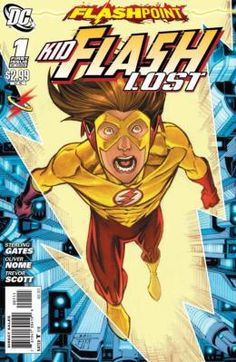 Flashpoint: Kid Flash Lost (DC, 2011) #1 (of 3)