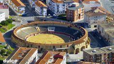 Plaza de toros de Plasencia Cáceres España.