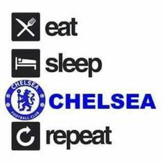 Keep the Blue Flag Flying High #KTBFFH #CFC #CHELSEA
