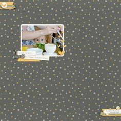 Scrapbook Page by Barb Brookbank | GetItScrapped.com/blog