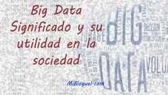 Un post donde se explica el concepto de Big Data y algunas de sus importantes aplicaciones para mejorar nuestro día a día. Marketing, Big Data, Digital, Concept, Activities