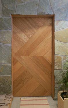 玄関扉『 木製 VS アルミ製 』|feelinghomeのブログ