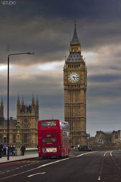 London City by NSTUDIO , via Behance
