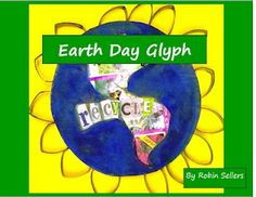 Earth Day Glyph and Activities $2.00