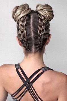 how to do cool braids braided updos French twist hair Pull Through Braid Easy Hairstyles Cute Girls Hairstyles. How To Do Cool Braids Braided Updos French Twist Hair. Cute Hairstyles For Teens, Back To School Hairstyles, Teen Hairstyles, Pretty Hairstyles, Hairstyle Ideas, Workout Hairstyles, Hairstyles 2018, African Hairstyles, 1970s Hairstyles