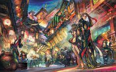 Doma Promo from Final Fantasy XIV: Stormblood
