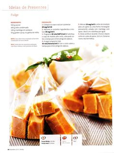 Revista bimby pt0001 - dezembro 2010 Fudge, Xmas Food, Happy Foods, Sweet Cakes, Sweet Recipes, Cooking Tips, Special Occasion, Deserts, Good Food