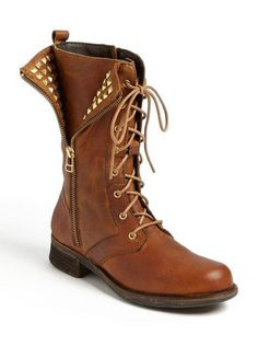 Steve Madden Brown Barney Boot
