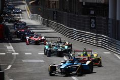 Formula E needs to race on Formula layout of the Monaco track, according to Sebastien Buemi and Lucas di Grassi. Power Cars, Street Racing, Monte Carlo, Grand Prix, F1, Instagram, Layout, Collection, Formula E