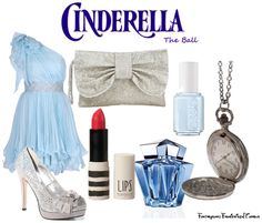 Pix For > Cinderella Inspired Outfits