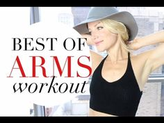 Our Fave Tracy Campoli Arm Workout – Fit Bottomed Girls An arm workout from Tracy Campoli that you can do at home with some light dumbbells in about 15 minutes to feel the burn. Good Arm Workouts, Toning Workouts, Exercises, Tracy Campoli, Youtube Workout, Fat Burning Cardio, Arm Fat, Do Exercise, Wellness Fitness