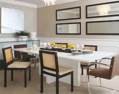 Cadeira e Mesa: Mesas Laqueadas