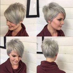 461 best Short Hair images on Pinterest