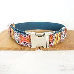 PET MASTER-UNIQUE DESINGED,ALLOY FASTENER, PET COLLAR -The BOHEMIAN,Adjustable Collars for Dogs.neck 12''-26'' … (M) * To view further for this item, visit the image link.(It is Amazon affiliate link) #mens