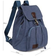 Jean Backpack Canvas Backpack Rucksack Backpack Backpack Tutorial Back Bag Computer Laptop Laptop Computers Bolsas Jeans Bag Patterns To Sew Denim Backpack, Denim Tote Bags, Rucksack Backpack, Canvas Backpack, Mochila Jeans, Waterproof Laptop Backpack, Back Bag, Fabric Bags, Kids Bags