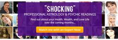 ASTROLOGY & PSYCHIC READINGS