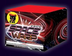 Black Cat Space Warp