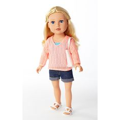 "Journey Girls 18'' Doll - Meredith - Toys R Us - Toys ""R"" Us"