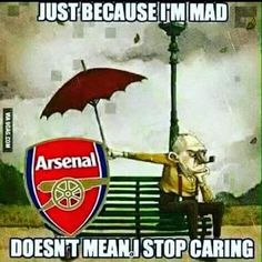 Being an Oakland fan is a fckn emotional roller coaster I swear. Arsenal Fc, Arsenal Memes, Arsenal Players, Arsenal Football, Football Fans, Football Fever, Arsenal Wallpapers, Madrid Football, Raiders Stuff