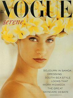 Marpessa - Vogue Aust Oct 1988