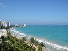 Puerto Rico Beaches   Panoramio - Photo of Isla Verde Beach, Puerto Rico (West)