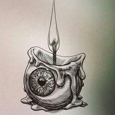 Abstracto self art, tattoo drawings, tattoos Art Inspo, Kunst Inspo, Inspiration Art, Art Drawings Sketches, Easy Drawings, Tattoo Drawings, Pencil Sketch Drawing, Disney Drawings, Easy People Drawings