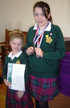 Abbotsholme School pupil Pippa excells in swimming