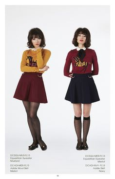 Dear Creatures Mustard Equestrian sweater. Size medium. New! Too large for me.Swap or 32 glitters shipped. Swapped with Kate for Bygone Books Collector dress.