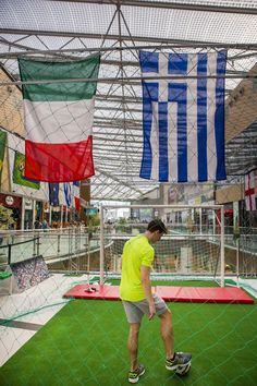 Footmall 2014 @ The Mall Athens