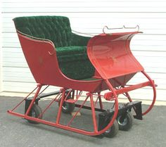 horse sleighs | Horse Drawn Sleds and Sleighs for Sale/Carriage Restoration and Repair ...