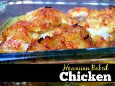 Hawaiian Baked Chicken   Aunt Bee's Recipes