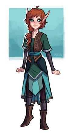 A little outfit design for dorksworn's Velayn ♥