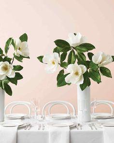 Grote bloemen op een klein budget